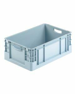 Euro-Stapelkasten, H420xB400xT600 mm, grau