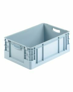 Euro-Stapelkasten, H175xB400xT600 mm, grau