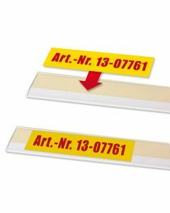 Scannerschiene 750mm x 21mm Art.-Nr.: 13694-A
