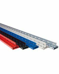 MULTIplus T-Profil, Höhe 1000mm, RAL 7035 lichtgrau
