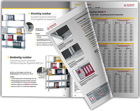 Aktenregal Katalog