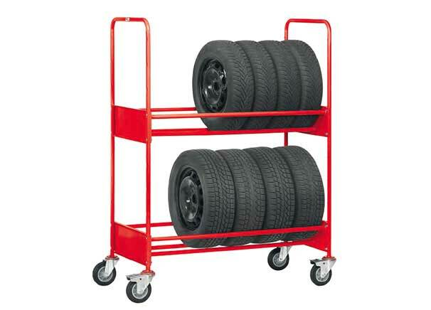 Reifenwagen & Reifenkarren