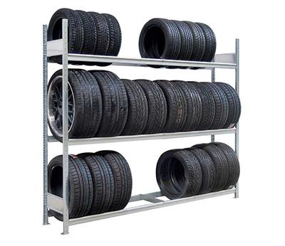 Großfach - Reifenregale